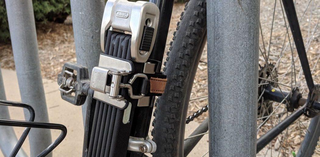 Abus Bordo Centium Lock