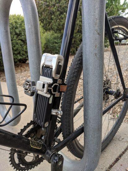 Abus Bordo Centium Lock Review