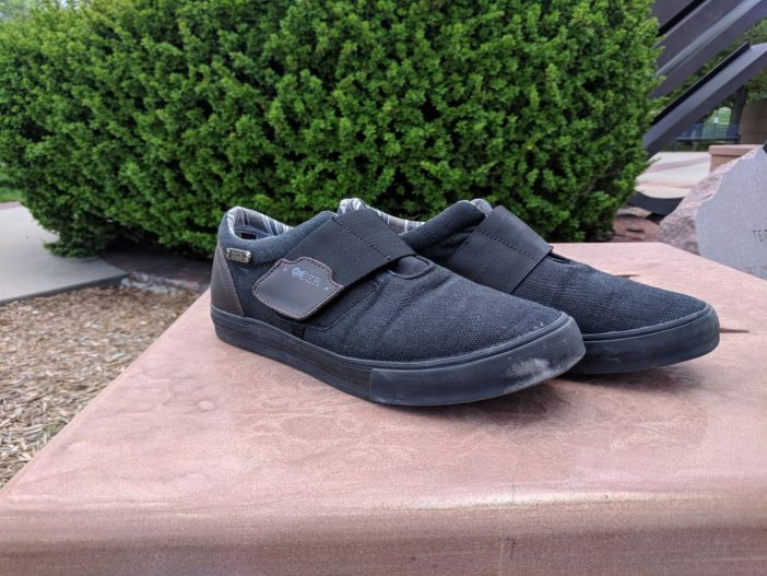 DZR Jetlag Nero Commuter Shoes Review