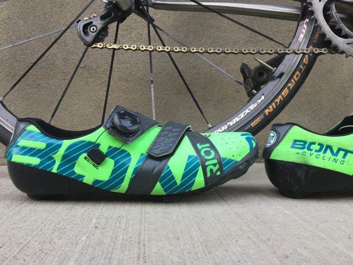 Cont Riot + Cycling Shoe Review