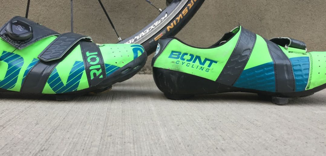 Bont Riot+ Cycling Shoe Review