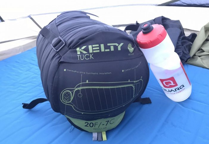 Kelty Tuck 20 Degree Sleeping Bag Review