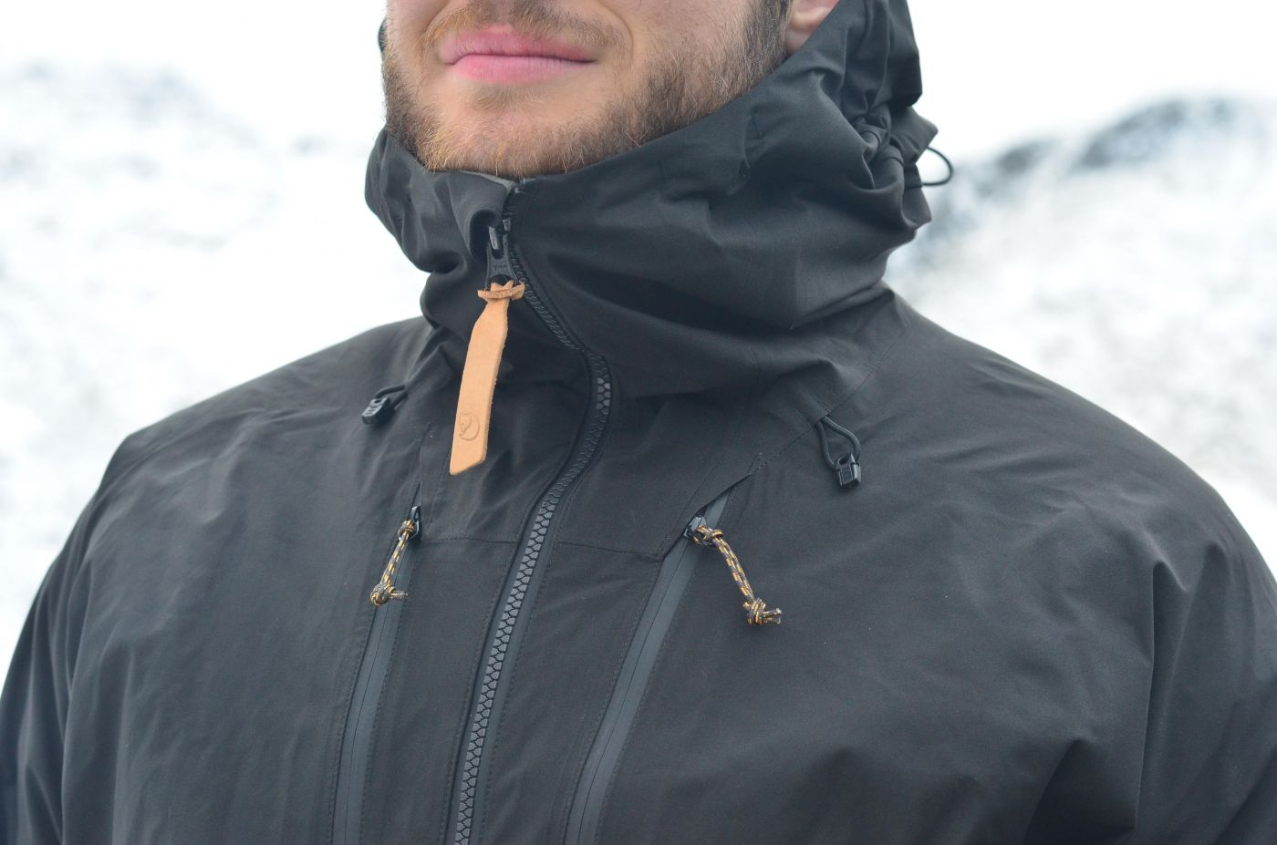 c74d3bf19ff Fjallraven Keb Eco-Shell Jacket Review - FeedTheHabit.com