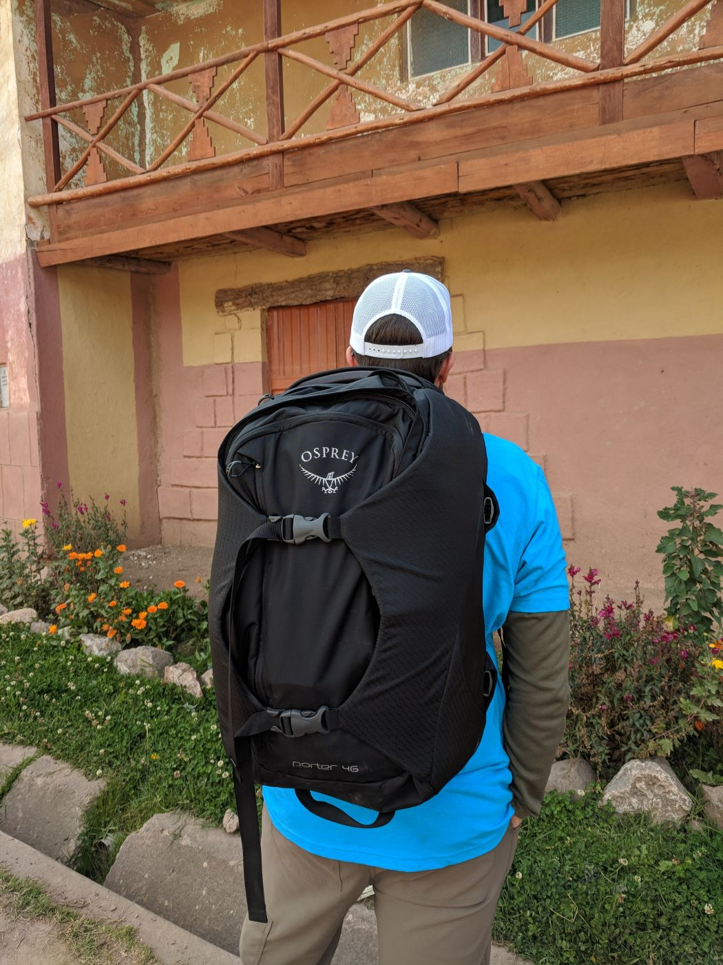 be908ee3db Osprey Porter 46 Travel Pack Review - FeedTheHabit.com