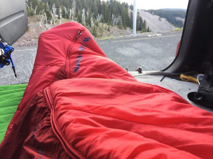 Big Agnes Picket SL 30 Sleeping Bag Review