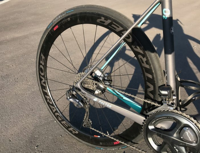 Bontrager Aeolus XXX 4 TLR Wheelset Review