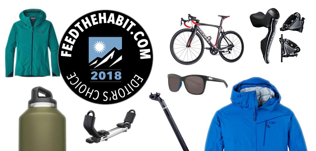 2018 FeedTheHabit.com Gear of the Year