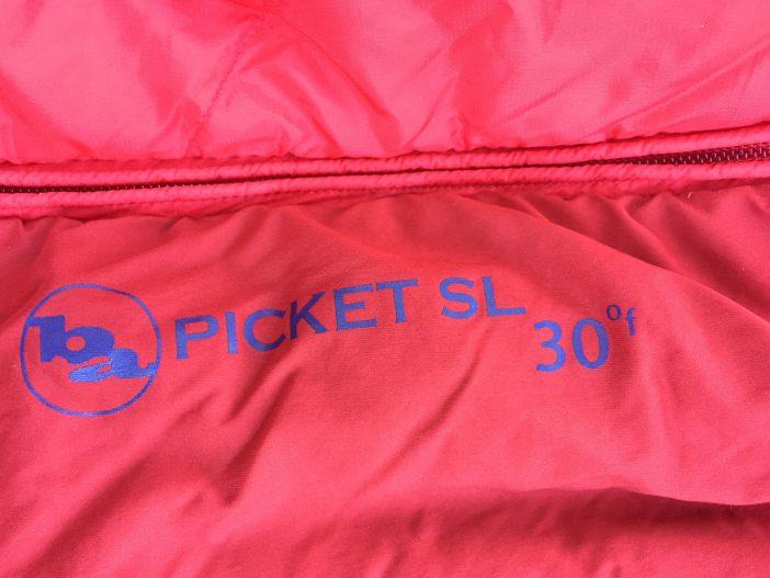 Big Agnes Picket SL 30 Review