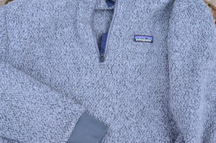 Patagonia Woolyester Fleece Pullover Review