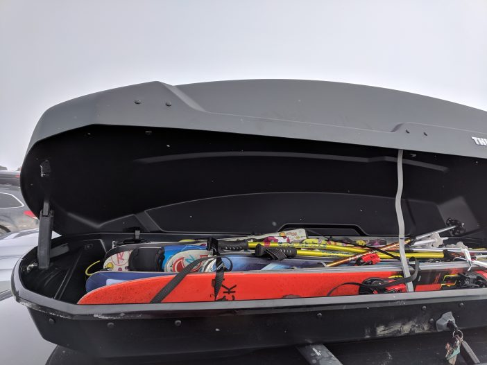 Thule Force XT XL Cargo Box Review