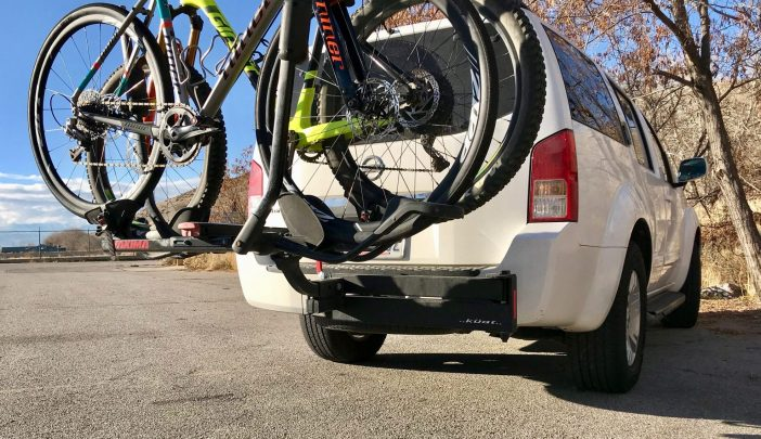 Kuat Pivot Swing Away Hitch Rack Review