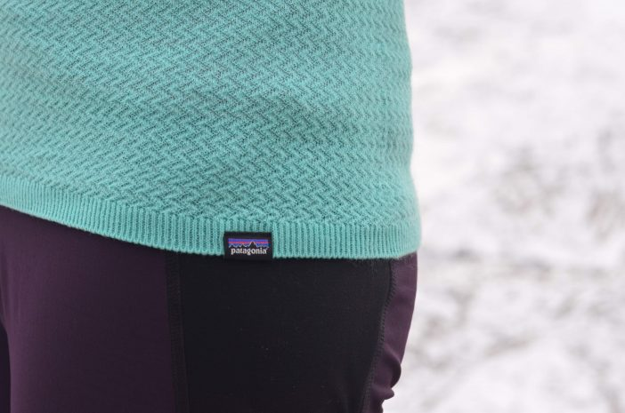 Review: Women's Patagonia Capilene Air Hoody