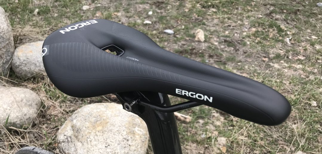 Ergon SR Comp Men's Saddle Review