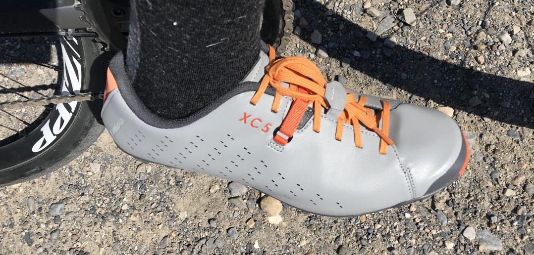 Shimano XC5 Shoe Review