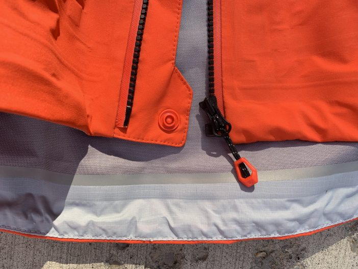 Montane Fleet Jacket with GoreTex Active Review