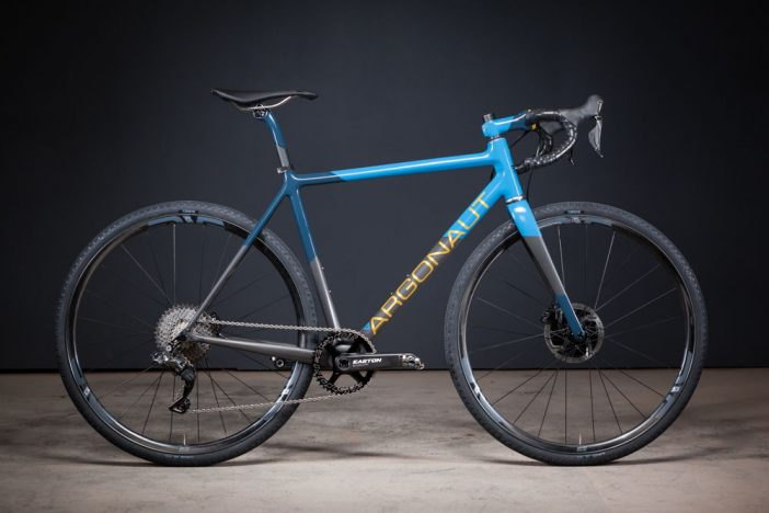 Argonaut Custom Gravel Bike