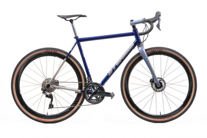Mosaic Custom Gravel Bike