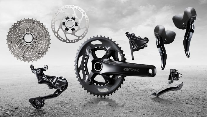 Shimano GRX RX400 10-speed