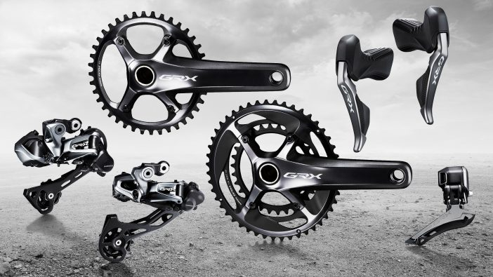 Shimano GRX RX800 Di2 Groupset