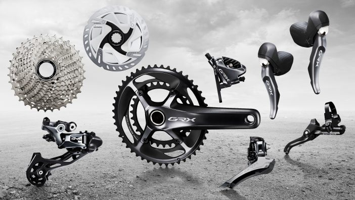 Shimano GRX RX600 Mechanical