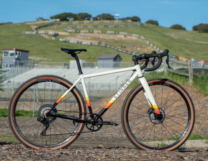 Stinner Custom Gravel Bike