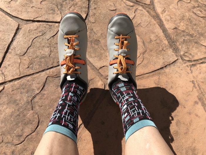 The MINT Chutney Socks