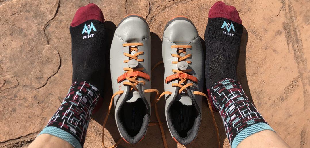 The Freshly Minted Socks