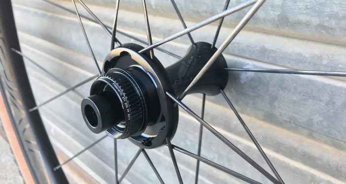 Roval CLX32 650b Wheelset Review - Front Hub