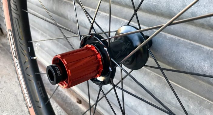 Roval CLX32 650b Wheelset Review - Rear Hub