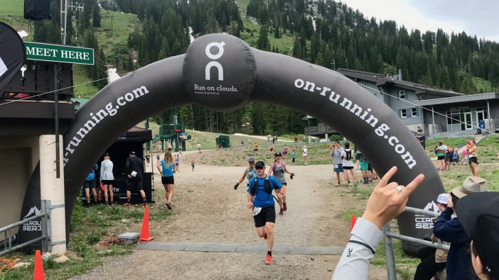 2019 Cirque Series at Alta // Finish Line