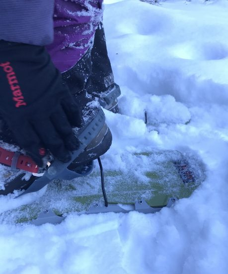 MSR Revo Ascent Snowshoe & Paragon Bindings Review