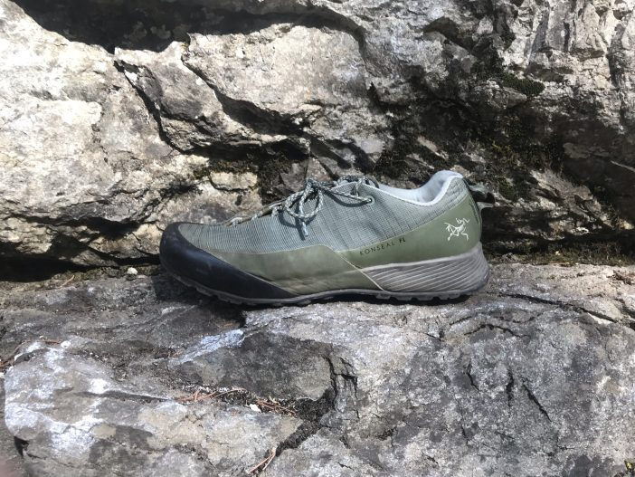 Review: Women's Arcteryx FL GTX Approach Shoe