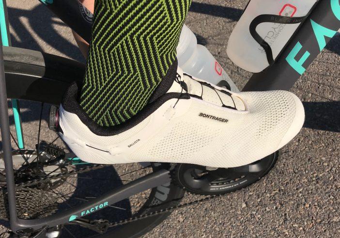 Bontrager Ballista Knit Road Shoes