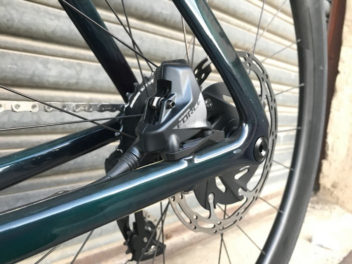 SRAM Force eTap AXS - Rear Brake
