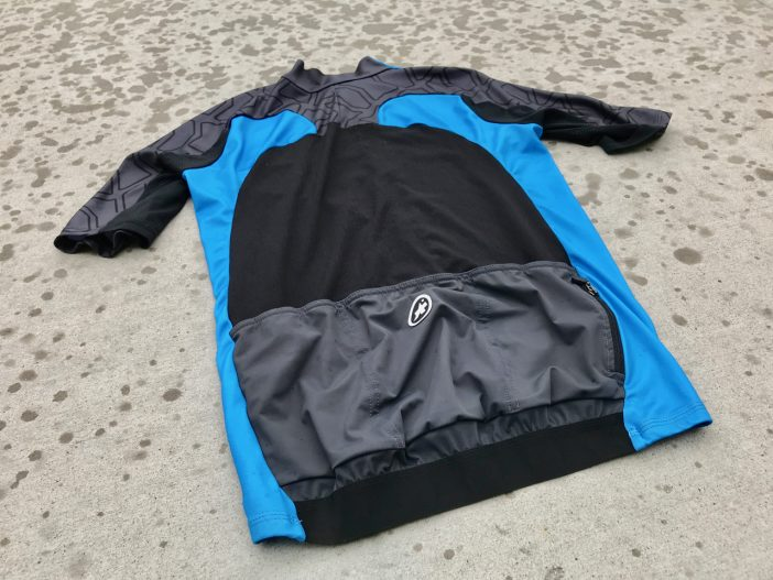 Assos XC Jersey Review // Back View
