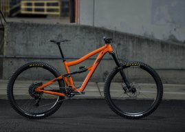 Oh My Alloy! Ibis Launches Ripmo AF
