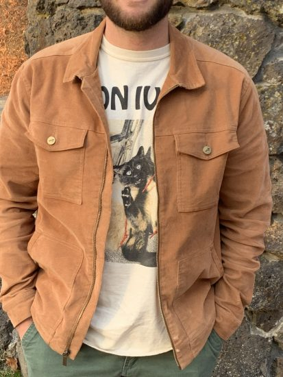 Toad&Co Jet Cord Corduroy Jacket