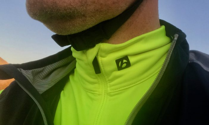 Bontrager Velocis Thermal Jersey Collar