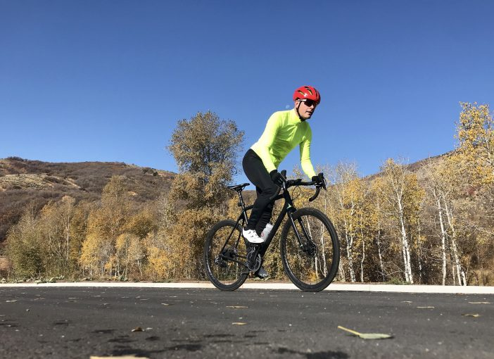 Bontrager Velocis Thermal Long Sleeve Jersey in Fort Canyon, UT