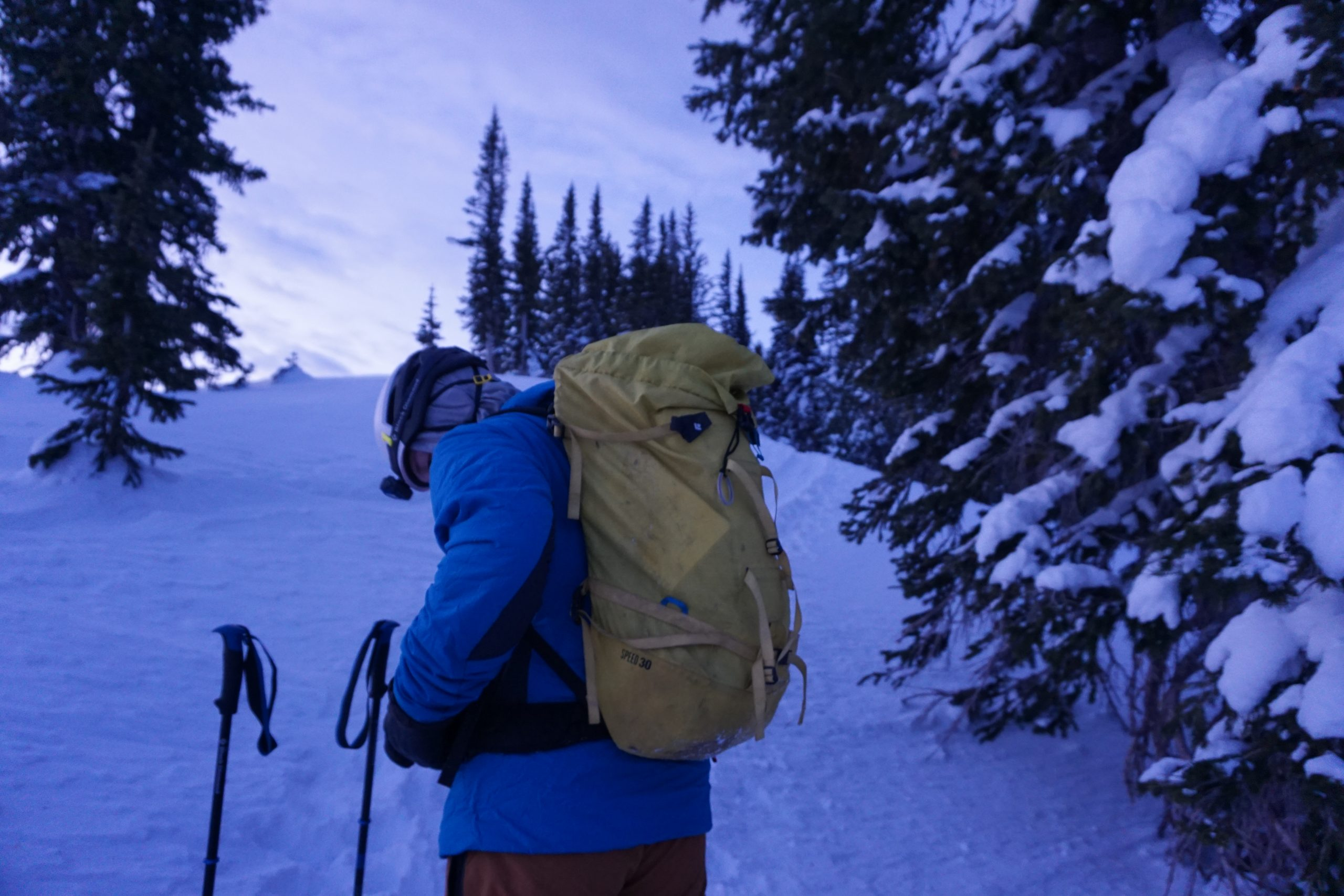Black Diamond First Light Stretch Hoody Review - Backcountry Skiing in the Wasatch