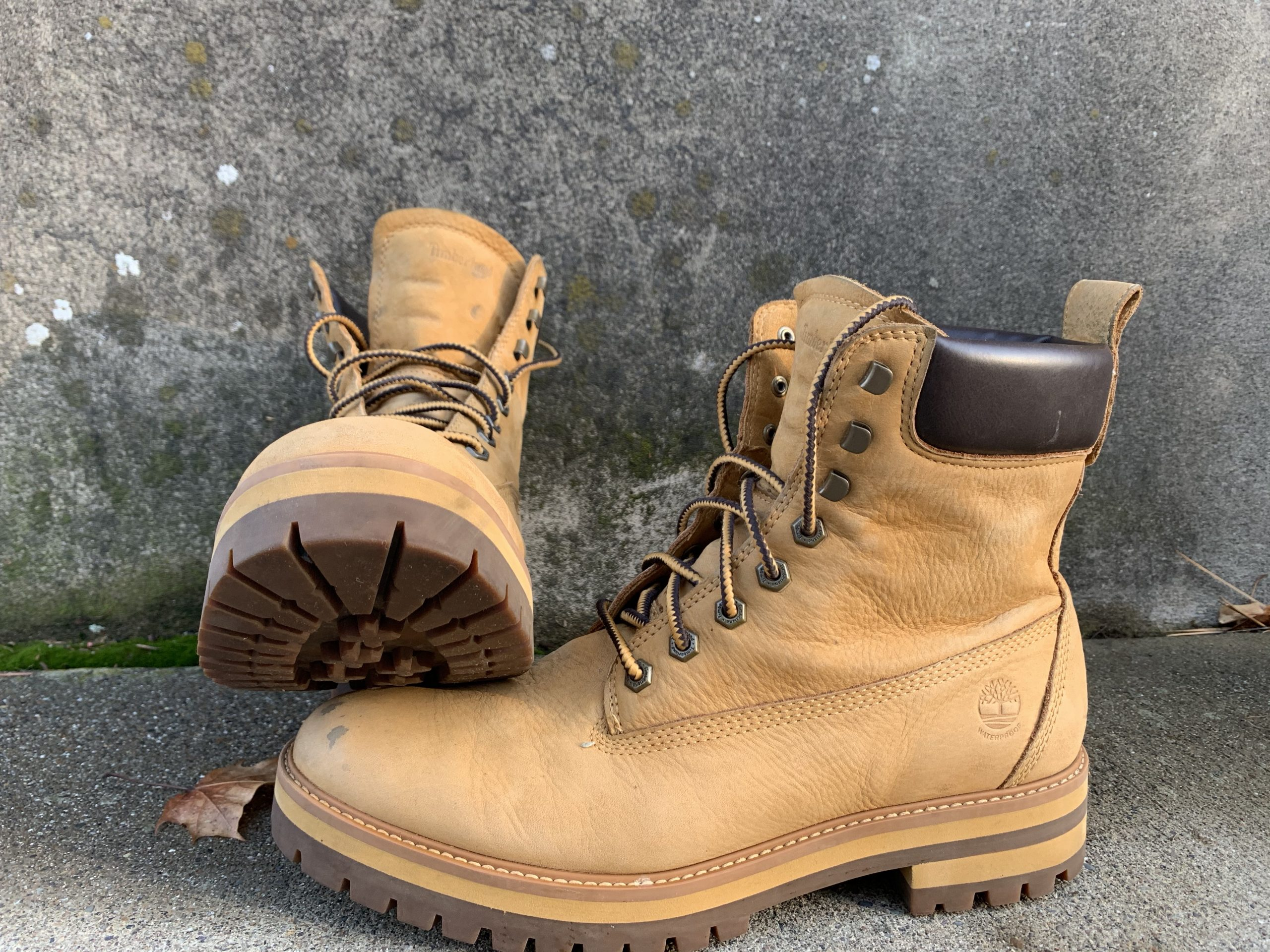 Eléctrico Extracción Pescador  Timberland Courma Guy Waterproof Boots Review - FeedTheHabit.com