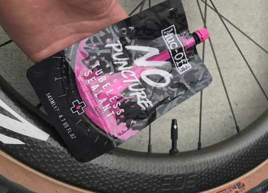 Review: Muc-Off Tubeless Valves and Sealant