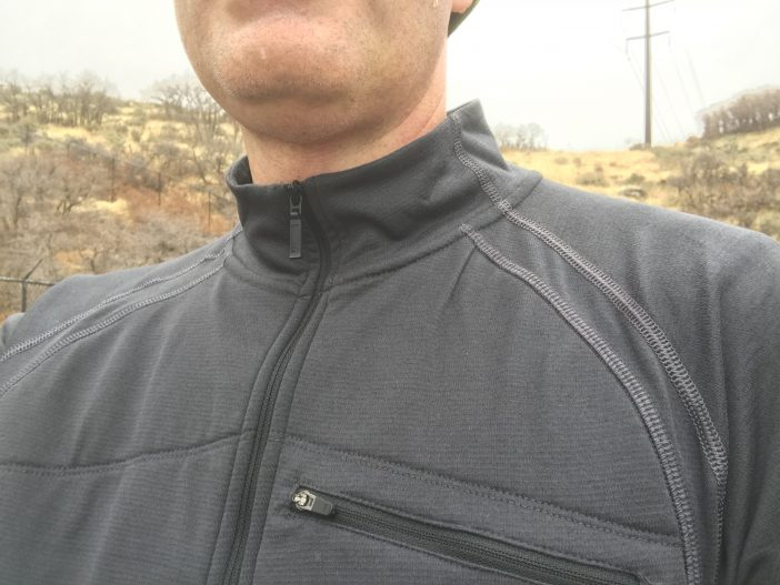 OROS Explorer 1/4 Zip Pullover Review