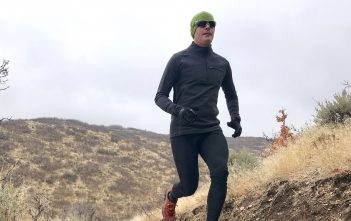 OROS Explorer 1/4 Zip Pullover Running Review