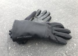 Bontrager Velocis Softshell Glove Review