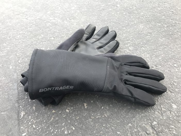 Bontrager Velocis Softshell Gloves Review