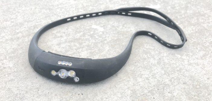 Khaki Knog Bandicoot Headlamp