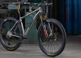 Sage Titanium Releases Powerline Trail bike