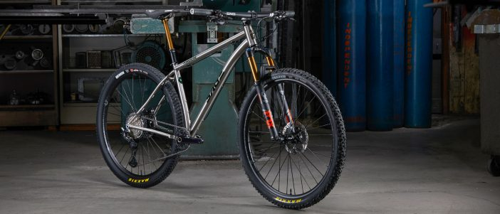 Sage Powerline Titanium Hardtail