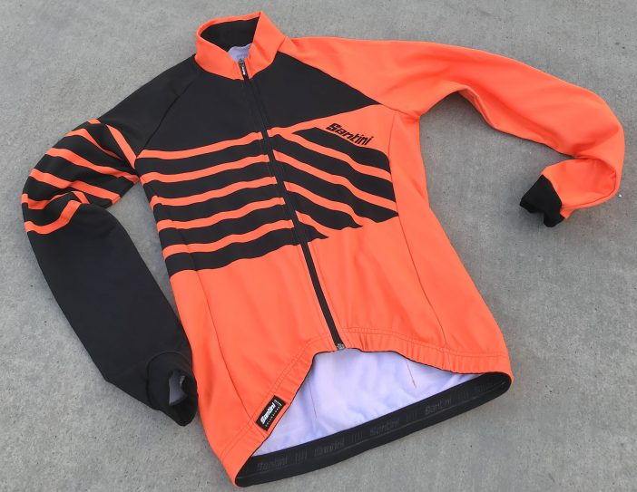 Santini Svolta Thermal Jersey Review